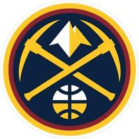 DENVER NUGGETS Decal ~ Car Truck Window Vinyl STICKER - Wall, Cornhole Graphics