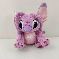Disney Store Lilo And Stitch  Angel  Alien Medium Plush Toy