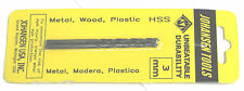 "(6) 3mm 6 Pieces Twist Drill bits Metric High speed hss 3.0 mm 2-3/4"" Long hs"