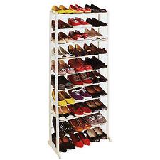 Narrow Space Shoe Rack Storage Tidy Organiser Porch Utility Room Lobby Hallway**