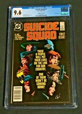 Suicide Squad #1 Canadian Price Variant CGC 9.6 2119321015