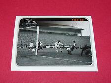 3 1960 FRANKFURT REAL MADRID UEFA PANINI FOOTBALL CHAMPIONS LEAGUE 2005 2006