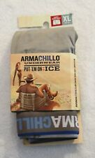 Duluth Trading Men's Armachillo Cooling Boxer Briefs AW7 Light Grey Size XL NWT