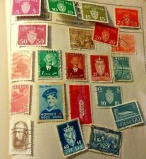 Norway Stamps.