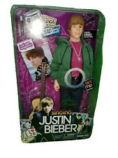 Justin Bieber Singing Doll One Less Lonely Girl New