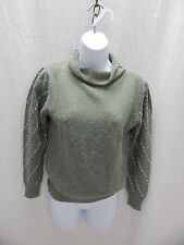 Well Made Women's TOP Sweater Size PM Petite Medium Color T Shirt Style #TOP32