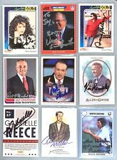 PETE WEBER - PBA Bowling Champion 2008 Allen & Ginter's SIGNED / AUTOGRAPH Card
