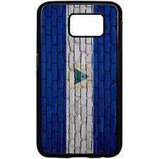Samsung Galaxy Case with Flag of Nicaragua (Nicaraguan) Options