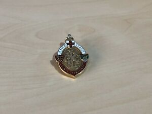 1957-58 Rugby League County Championships Winners Medal Hallmarked Silver