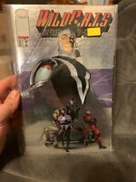 WILDCATS COVERT ACTION TEAMS #25 CVRA 1995 Charest Foil Variant Image Comics (0)