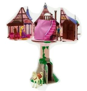 **BRAND** NEW Disney Store Rapunzel Tower Playset Tangled