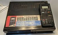 SHARP VC-T510X Video Recorder Player With REMOTE VCR  VHS - Vintage | Retro
