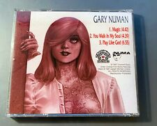 GARY NUMAN - MAGIC (1997) Rare 3 Track CD