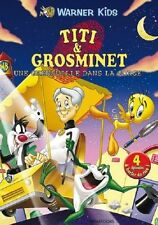 "DVD ""TITI & GROSMINET Une Grenouille dans la Gorge""   NEUF SOUS BLISTER"