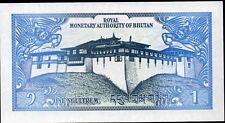 BHOUTAN 1 Ngultrum émis en 1986;NEUF,UNC;Pick 12 / Lot 131