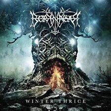 BORKNAGAR - WITHER THRICE - CD DIGIPACK NEW SEALED 2016 - LTD. EDITION