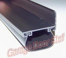 """Garage Door Weather Seal COMPLETE KIT Bottom Seal SINGLE Car Door 2"""" DOORS"""