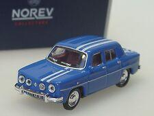 Norev Renault 8 Gordini, 1966, bleu - 512792 - 1/87