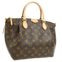 LOUIS VUITTON TURENNE PM 2WAY HAND BAG MONOGRAM CANVAS M48813 M14142g