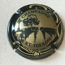 Capsule de Champagne LA GRAPPE D'OR (5c. Les vignes)