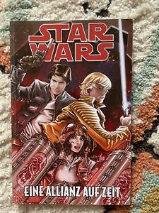 Star Wars Comics: Eine Allianz auf Zeit von Jason Aaron (2018, Taschenbuch)