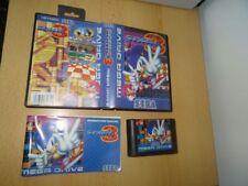 Videogiochi Sonic the Hedgehog PAL ( UK standard ) sega