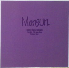 "MANSUN ""Take It Easy Chicken"" 4tk US Promo cd MINT"