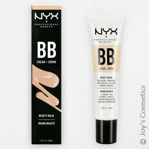 """1 NYX BB Cream """"BBCR02 - Natural"""" Oil Free & Mineral infused *Joy's cosmetics*"""