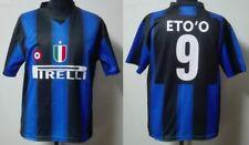 MONDO REPLICA INTER F.C. MAGLIA  ETO'O 2010 2011 HOME TG. S PRODOTTO UFFICIALE