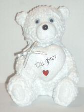 Personalised Teddy Bear Grave Memorial Baby Girl Boy Childs Graveside Tribute