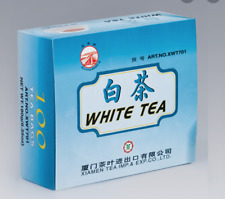 Chinese White Tea 100 Bags Weight Losing, Calming and relaxing tea