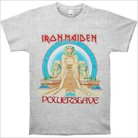 Iron Maiden POWERSLAVE EGYPT T-Shirt NEW Licensed & Official