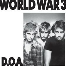 Doa - World War 3 [New Vinyl]