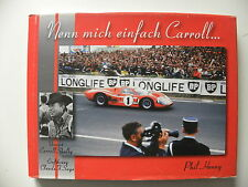 Livre automobile en allemand Menn mich einfach Carroll..