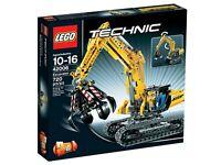 LEGO® TECHNIC 42006 Raupenbagger  NEU / OVP  B-Ware