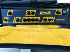 Amplificatore Basso Testata Markbass Sa450