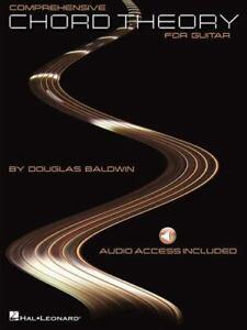 Comprehensive Chord Theory for Guitar  Baldwin, Douglas  Acceptable  Book  0 Pap