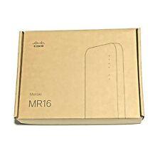 **NEW**  Cisco Meraki MR16-HW Dual-Radio 802.11n Access Point +Mounting Bracket