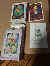 2005 Aleister Crowley THOTH Vintage Tarot Card Deck Us Games