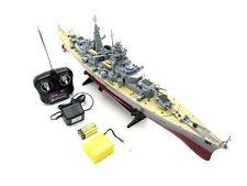 """New German Bismarck Military Battleship 1/360 RC 28"""" Warship R/C Cruiser"""