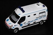 RENAULT MASTER 2011 - Ambulance véhilcule de secours EMS - 1/43 NOREV 518772