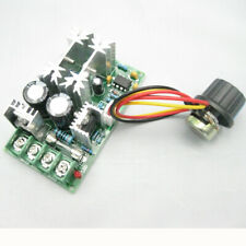 DC motor speed regulator 10V ~ 60V 20A 1200W high power drive module PWM