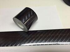Diagonal Carbon Fiber Gun Metal Gray Vinyl Tape 3 inch x 25 feet