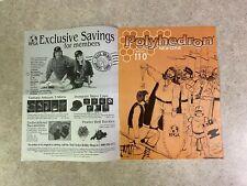 POLYHEDRON Issue 110 August 1995 Volume 15 Number 8 RPGA Newszine Magazine #T922