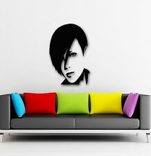 Wall Stickers Vinyl Decal Beauty Salon Spa Barbershop Hairstyle (ig409)