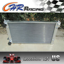 for Volkswagen VW GOLF MK1 MK2 GTI/SCIROCCO 1.6 1.8 8V MT aluminum radiator
