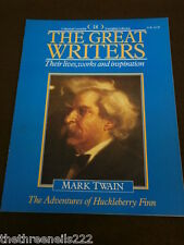 THE GREAT WRITERS #18 MARK TWAIN