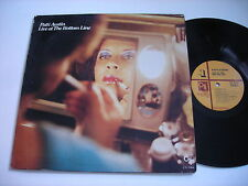 PROMO Patti Austin Live at the Bottom Line 1979 Stereo LP VG++