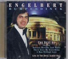 CD BEST OF 10 TITRES--ENGELBERT HUMPERDINCK--BEST OF