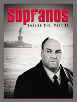 The Sopranos - Season 6, Part 2 Set -  [Region 1] Brand New DVD